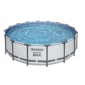 Каркасный Бассейн Bestway Pool Set с набором 488 x 122 см