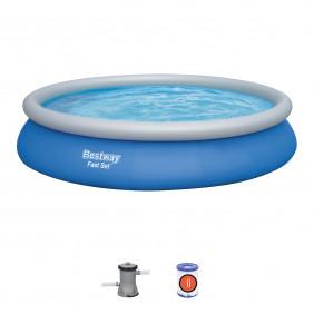 Надувной бассейн Bestway 457х 84см