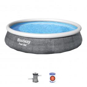 Надувной бассейн Bestway 396 х 84 см