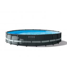 Каркасный бассейн INTEX с наб�...