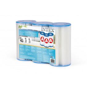 Картридж для фильтра (А) 3 шт. INTEX