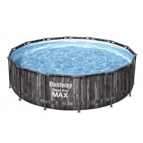 Каркасный Бассейн Bestway Pool Set с набором 427 x 107 см