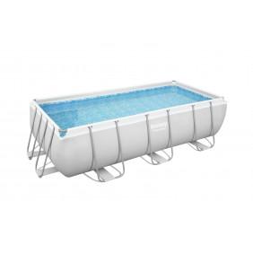 Каркасный Бассейн Bestway Rectangular Pool Set 404 см x 201 см x 100 см