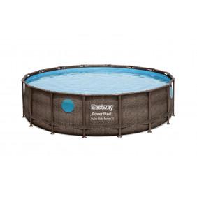 Каркасный Бассейн Bestway Pool Set 488 x 122 см
