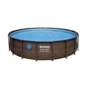 Каркасный Бассейн Bestway Pool Set с набором 549 см x 122 см
