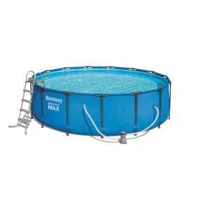 Каркасный бассейн Bestway Steel Pro Max 457х122см