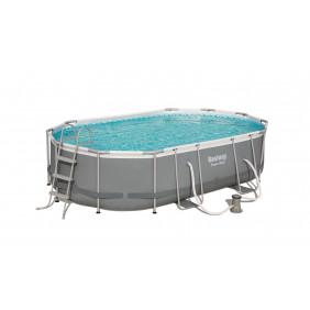 Каркасный бассейн Bestway Power Steel 488х305х107см