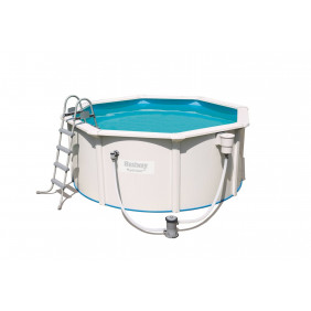 Каркасный бассейн Bestway Hydrium 300х120см