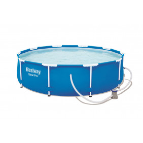 Каркасный бассейн Bestway Steel Pro 305x76см