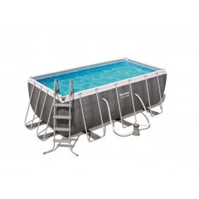 Каркасный бассейн Bestway Power Steel 412х201х122см
